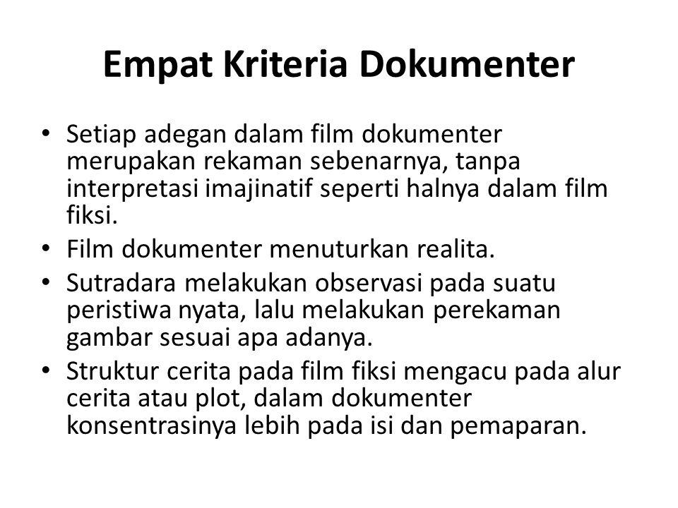 Empat Kriteria Dokumenter