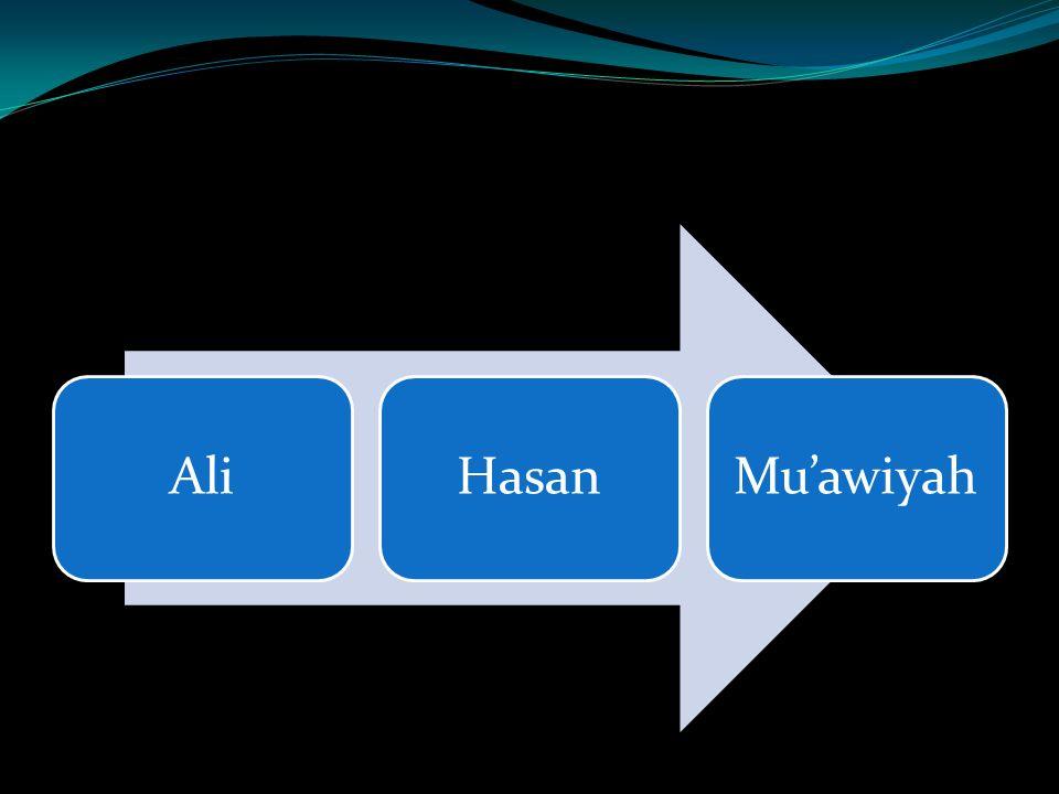 Ali Hasan Mu'awiyah