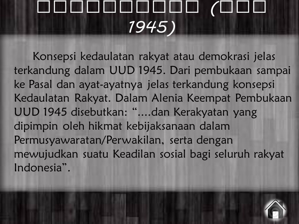 Kedaulatan (UUD 1945)