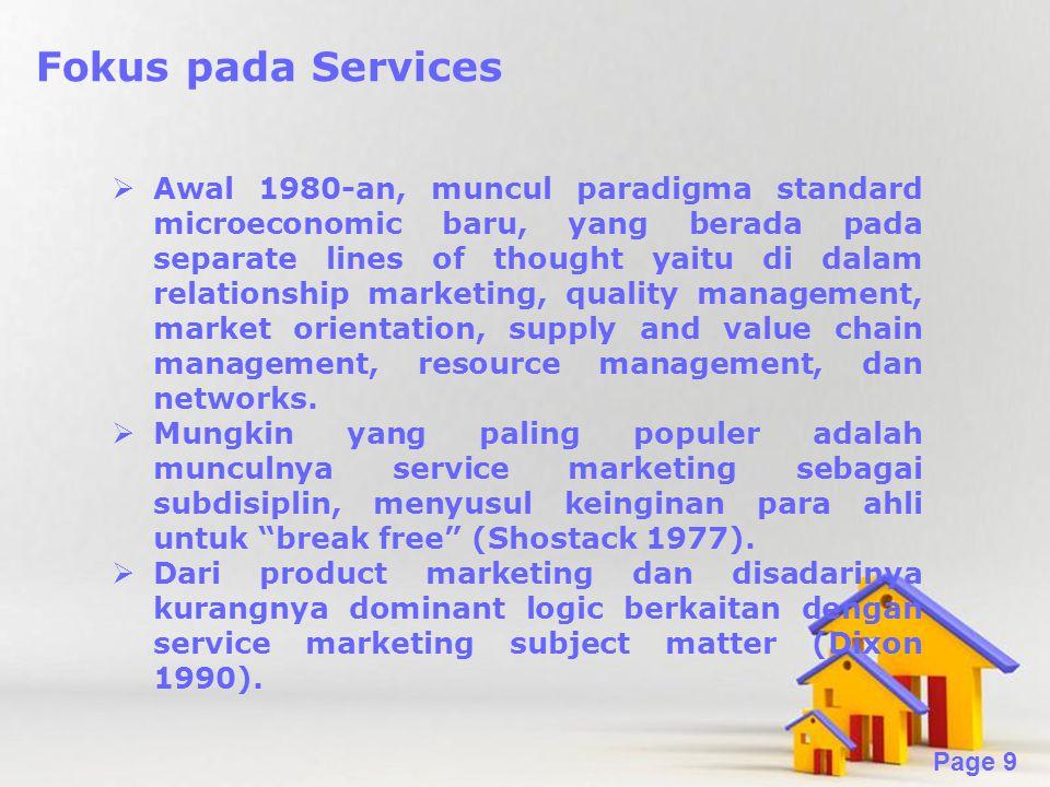 Fokus pada Services