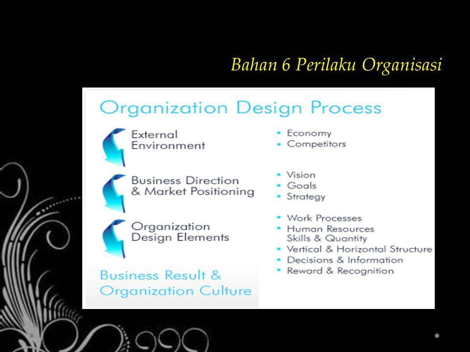 Bahan 6 Perilaku Organisasi