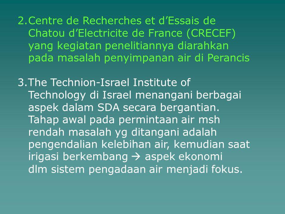 Centre de Recherches et d'Essais de