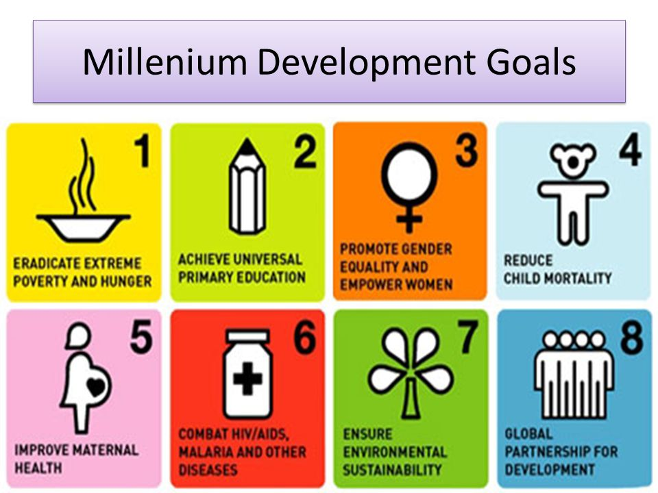 Millenium Development Goals
