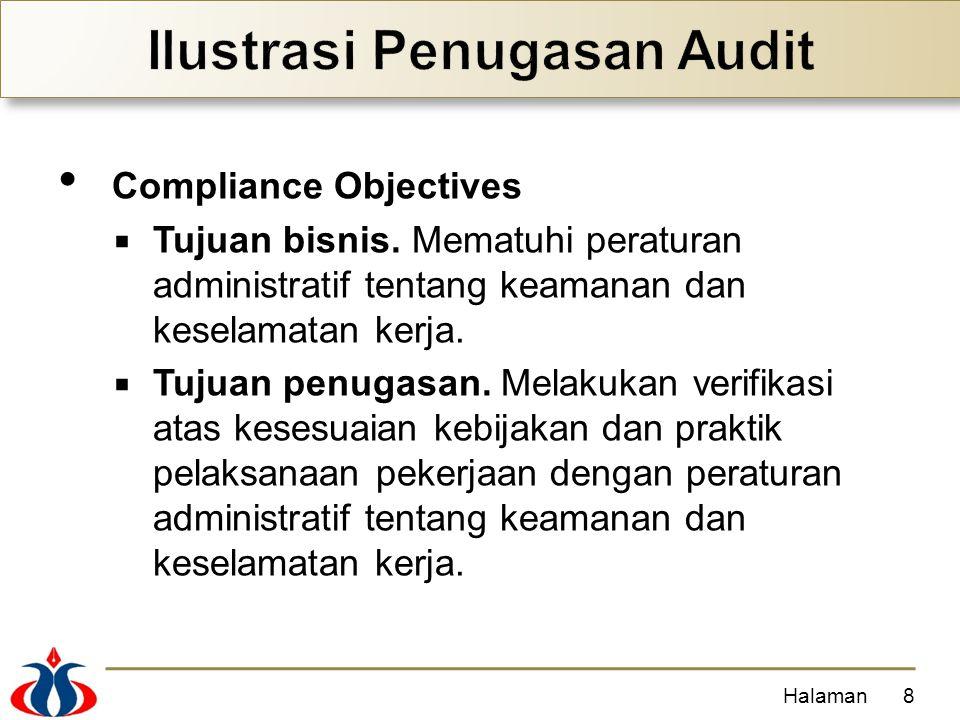 Ilustrasi Penugasan Audit