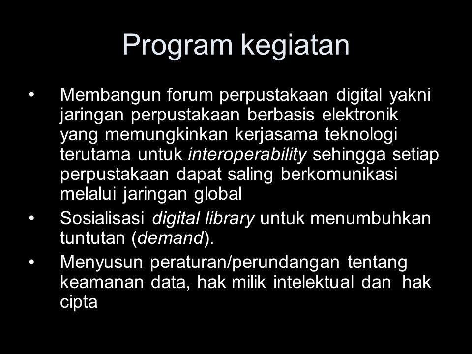 Program kegiatan