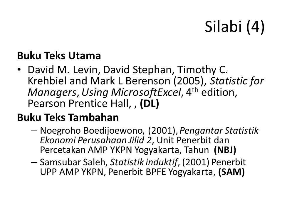 Silabi (4) Buku Teks Utama