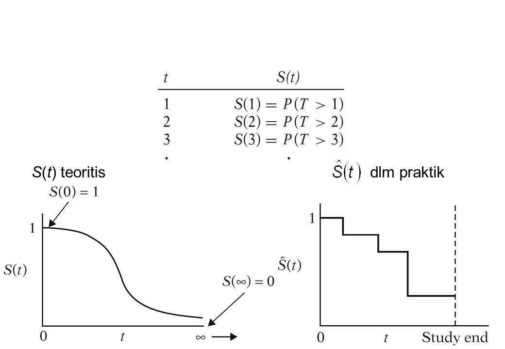 S(t) teoritis dlm praktik