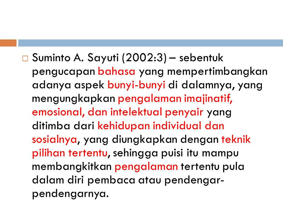 Suminto A.