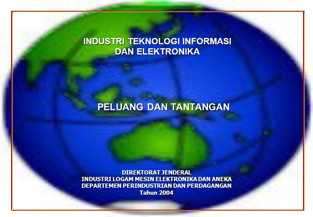 Cakupan Industri TI & Elektronika