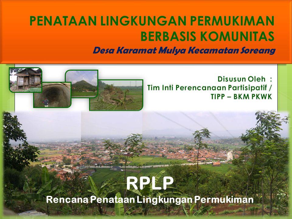 PLPBK Desa Karamat Mulya