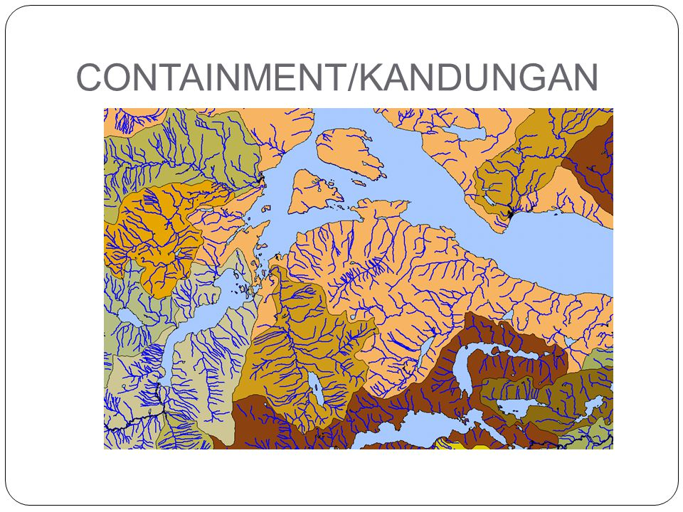 CONTAINMENT/KANDUNGAN