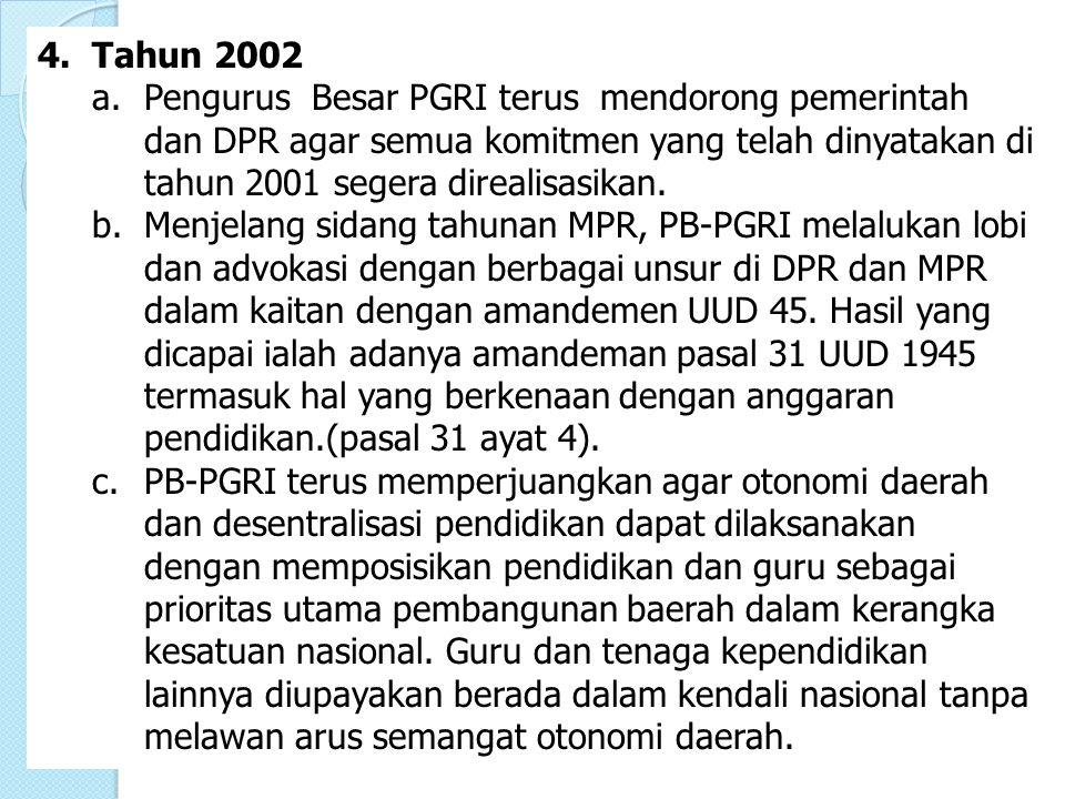 4. Tahun 2002