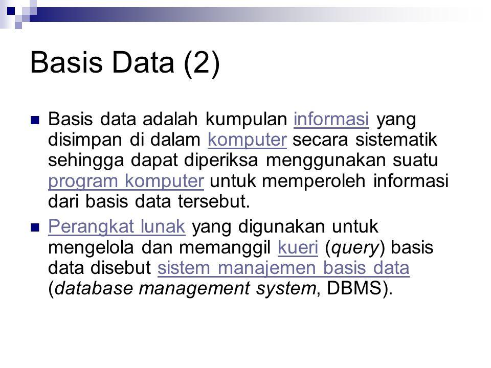 Basis Data (2)