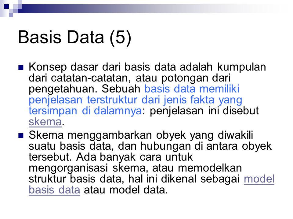 Basis Data (5)
