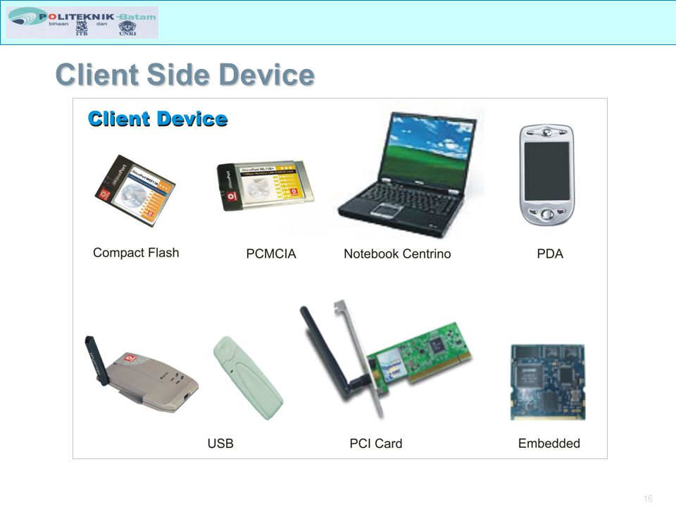 Client Side Device