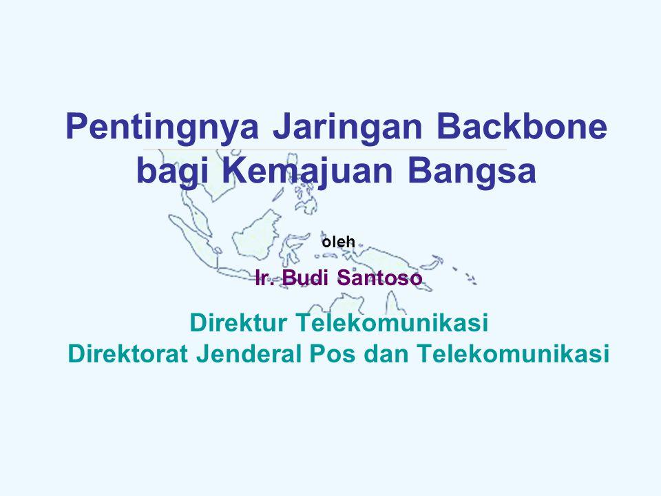Pentingnya Jaringan Backbone bagi Kemajuan Bangsa