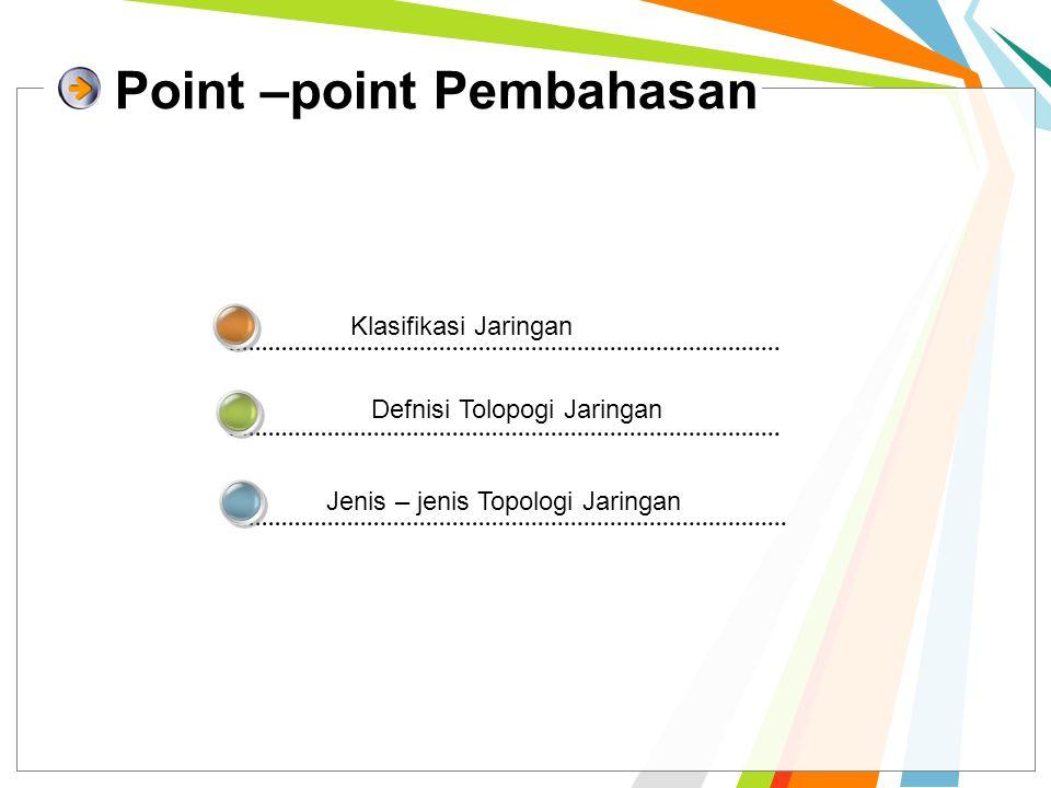 Point –point Pembahasan
