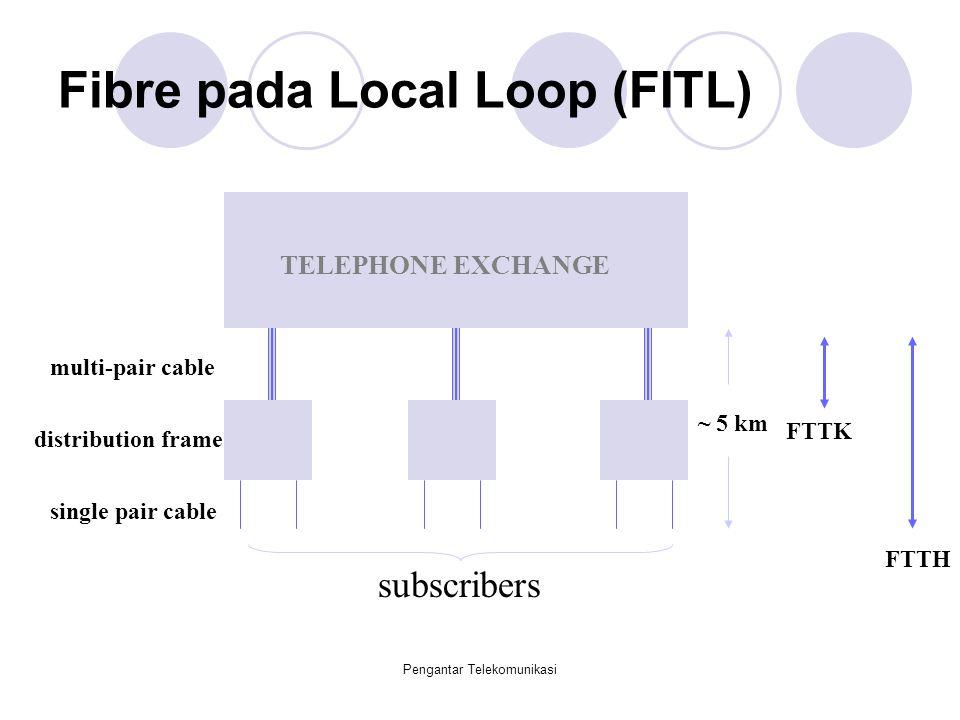Fibre pada Local Loop (FITL)