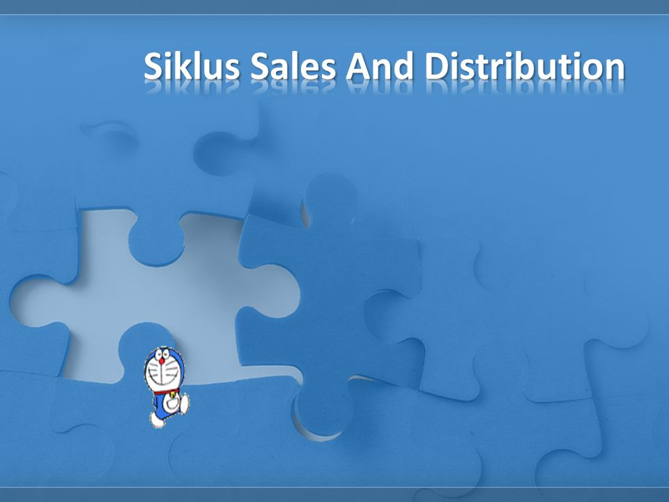Siklus Sales And Distribution