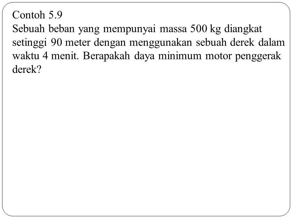 Contoh 5.9