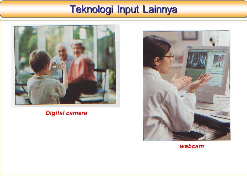 Teknologi Input Lainnya