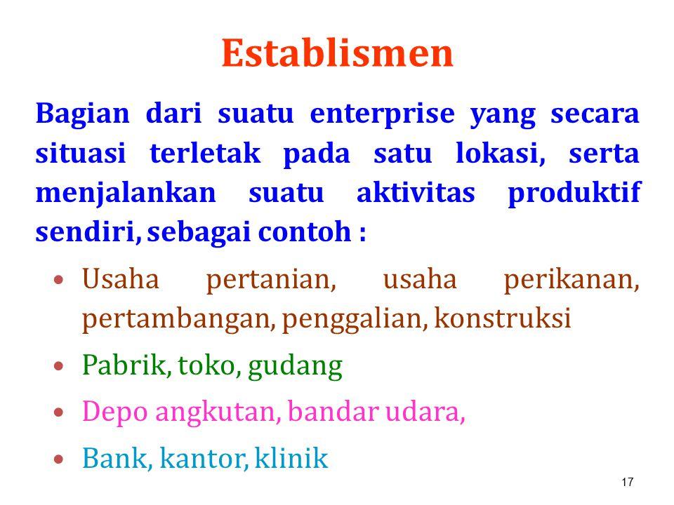 Establismen