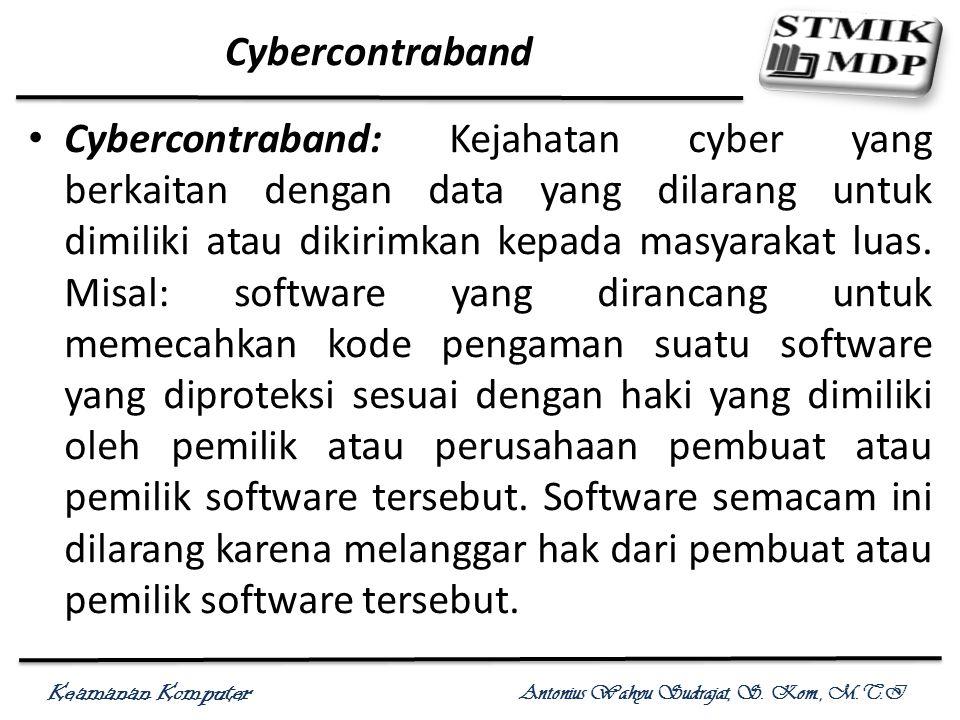 Cybercontraband