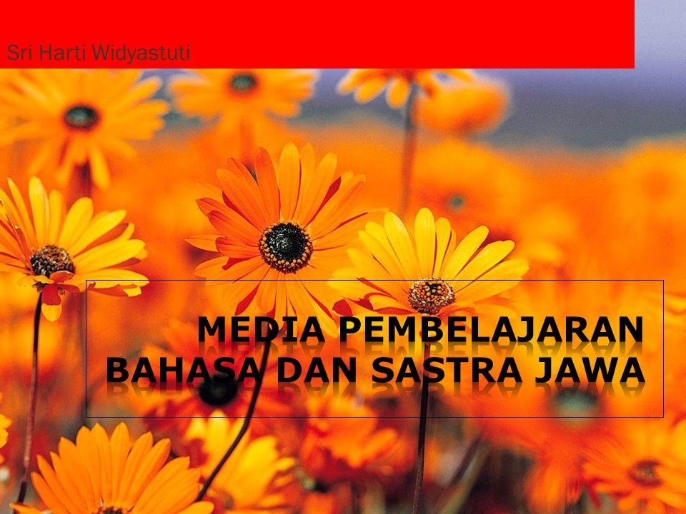 Media Pembelajaran Bahasa dan Sastra Jawa
