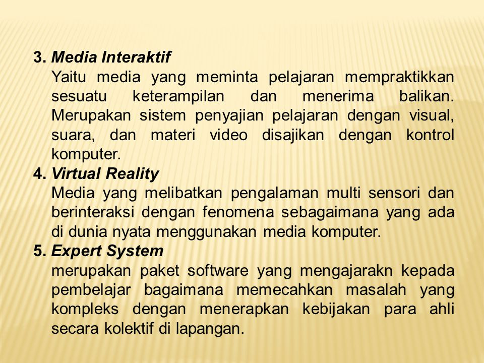 3. Media Interaktif