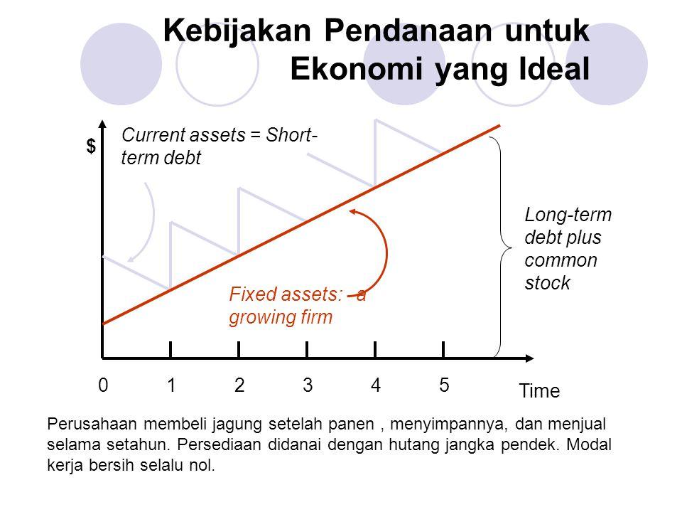 Kebijakan Pendanaan untuk Ekonomi yang Ideal