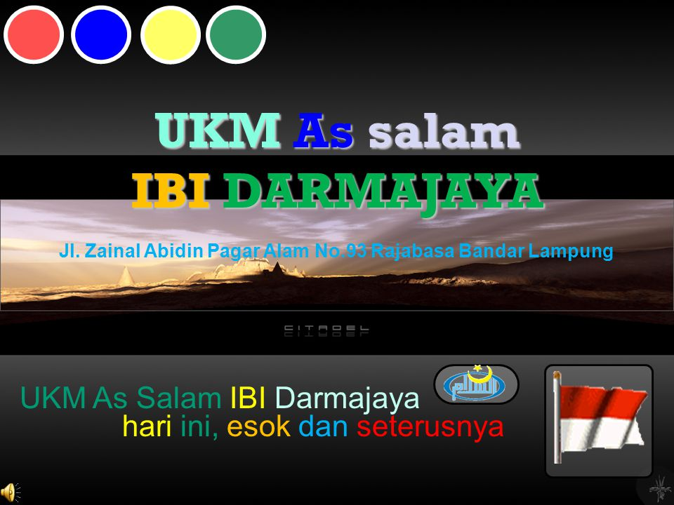 Jl. Zainal Abidin Pagar Alam No.93 Rajabasa Bandar Lampung