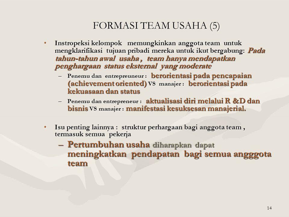 FORMASI TEAM USAHA (5)