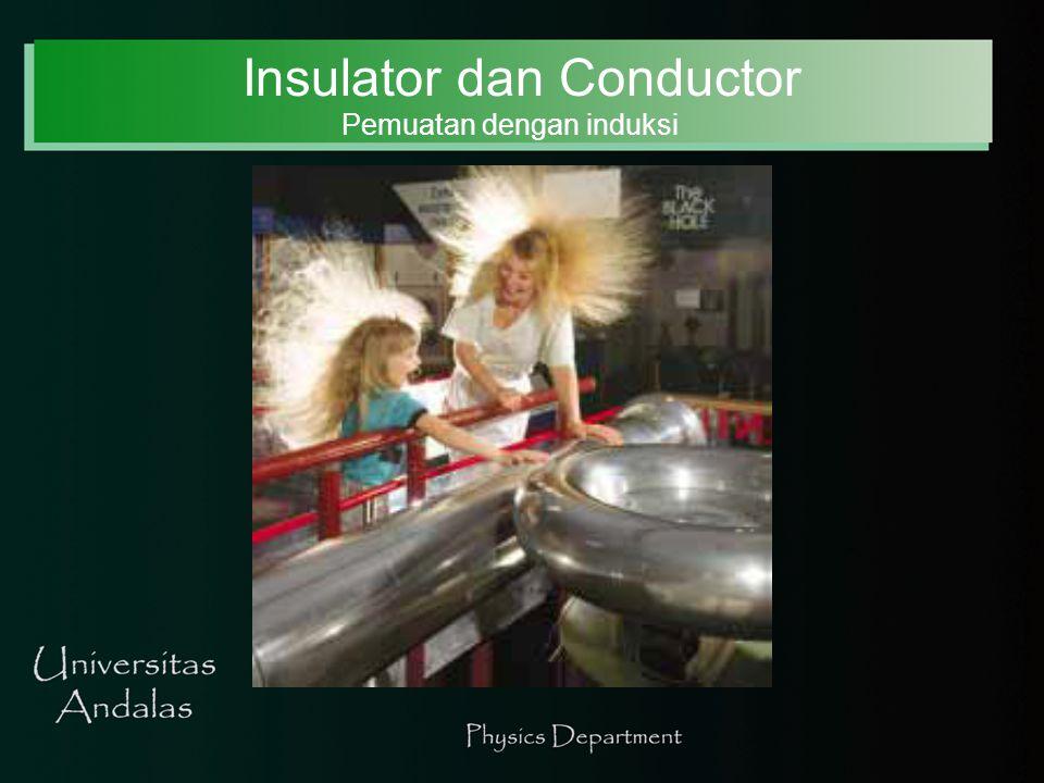 Insulator dan Conductor