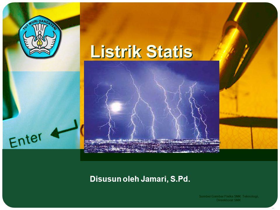 Listrik Statis Sumber Gambar : site: gurumuda.files.wordpress.com