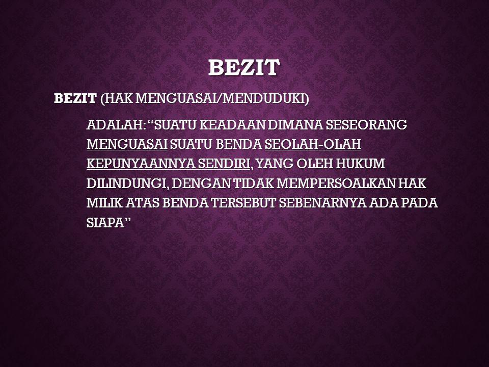 BEZIT