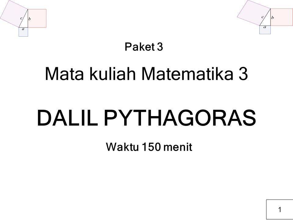 Mata kuliah Matematika 3