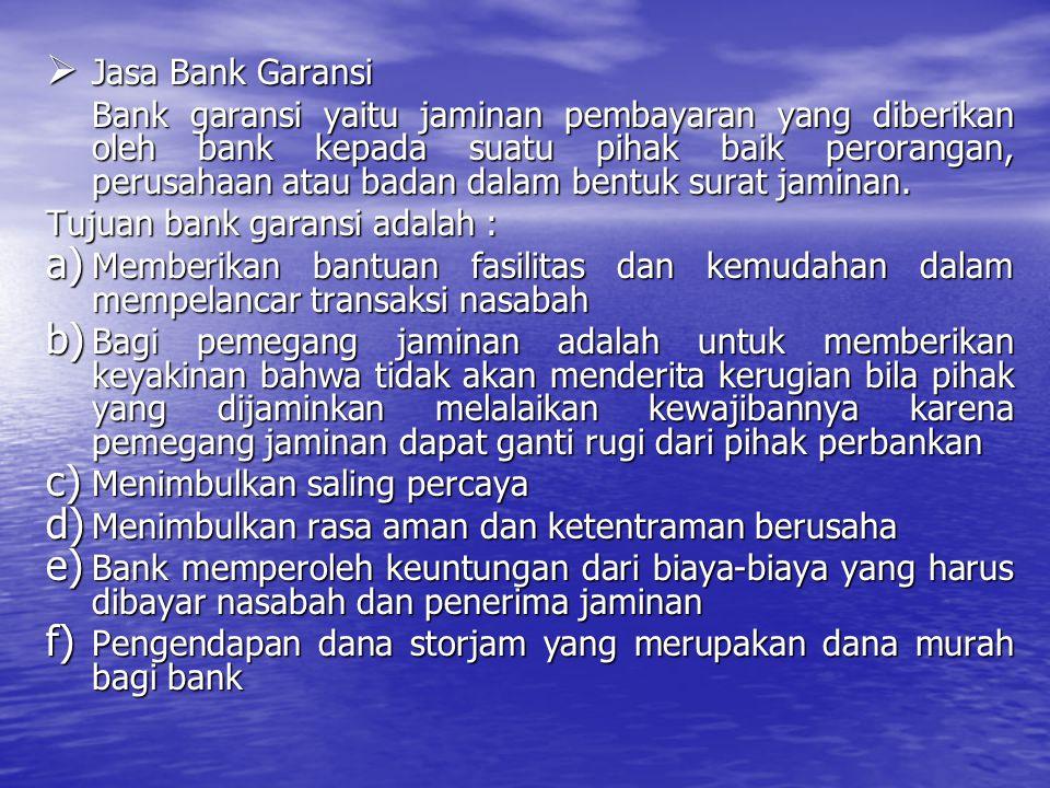 Jasa Bank Garansi