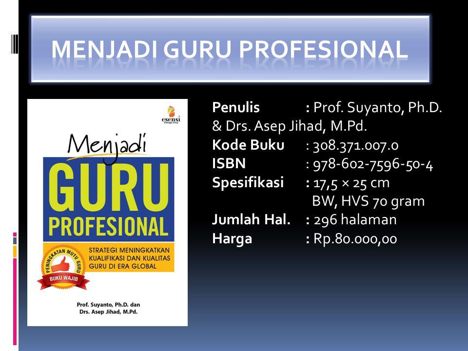 Menjadi Guru Profesional
