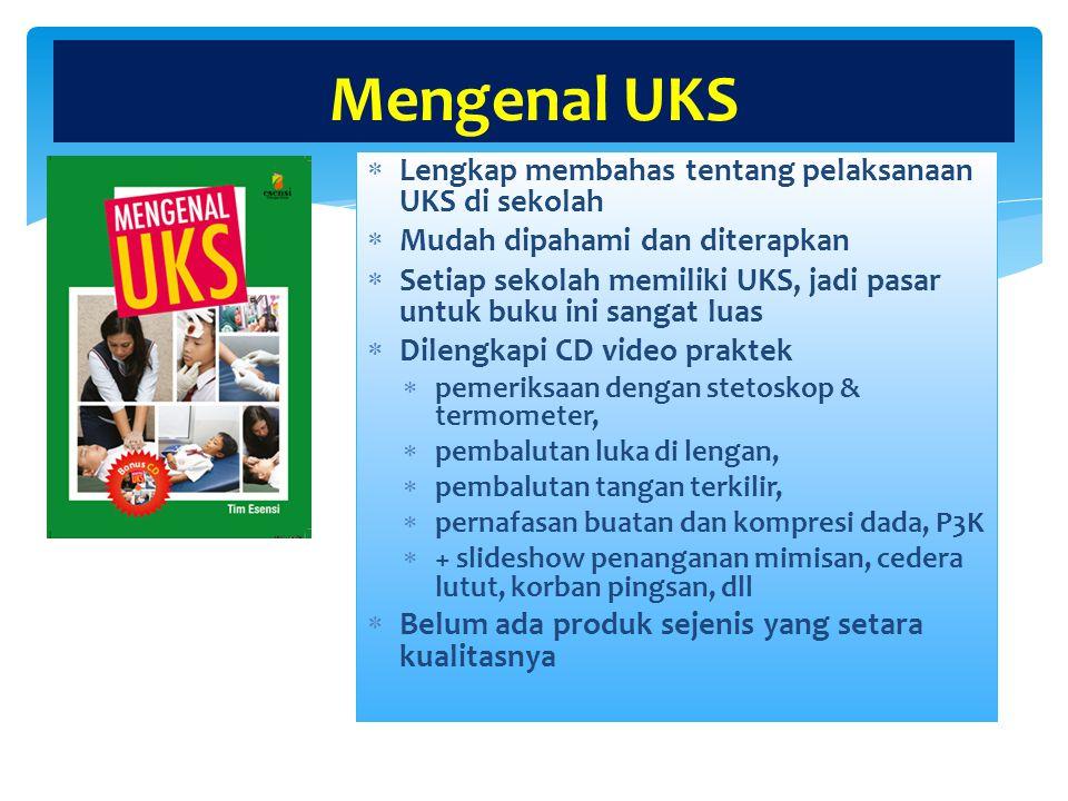 Mengenal UKS Lengkap membahas tentang pelaksanaan UKS di sekolah