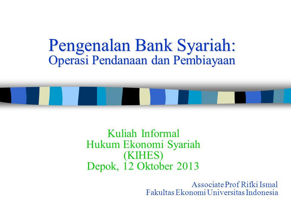 Pengenalan Bank Syariah: