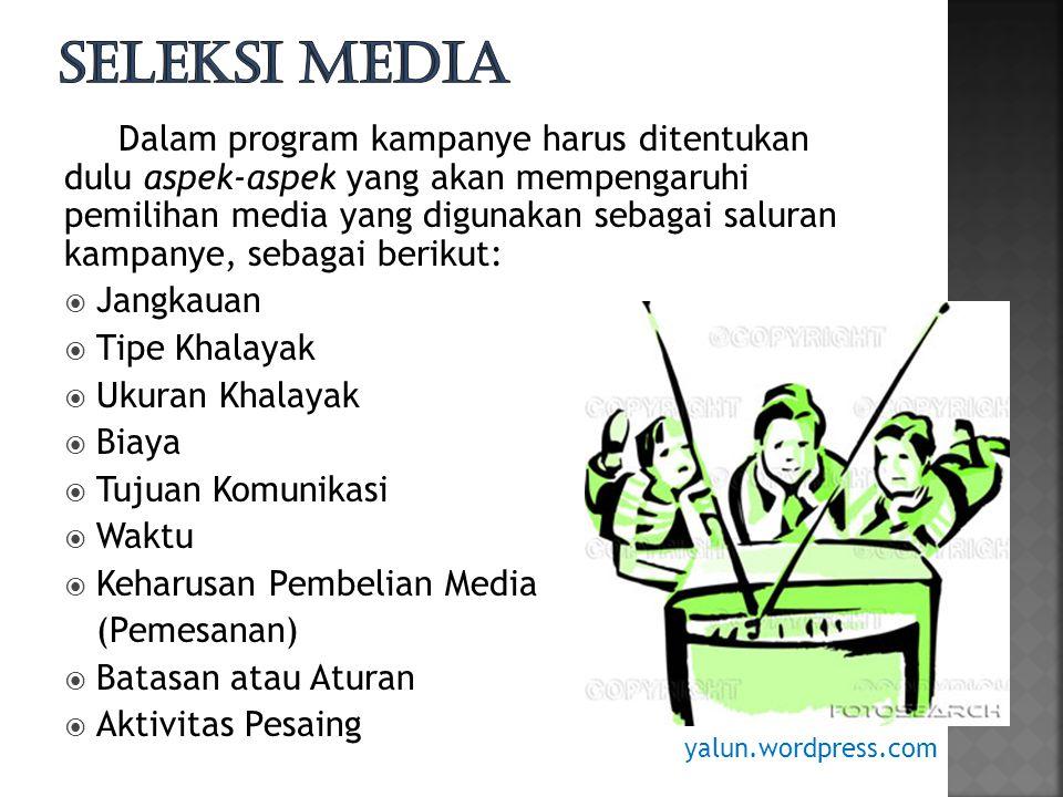 SELEKSI MEDIA