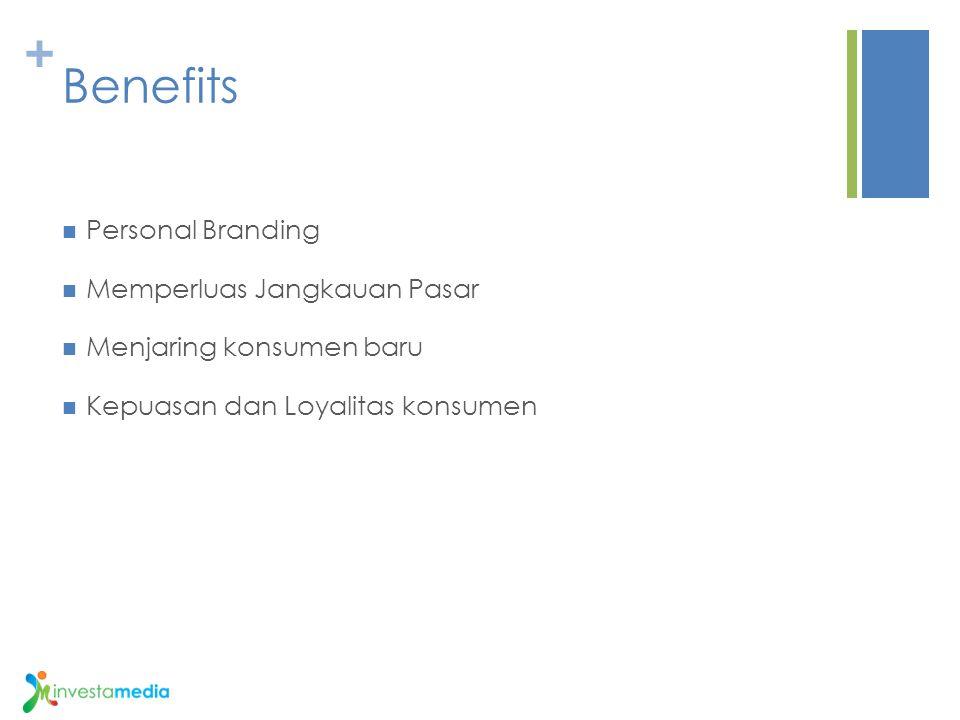 Benefits Personal Branding Memperluas Jangkauan Pasar