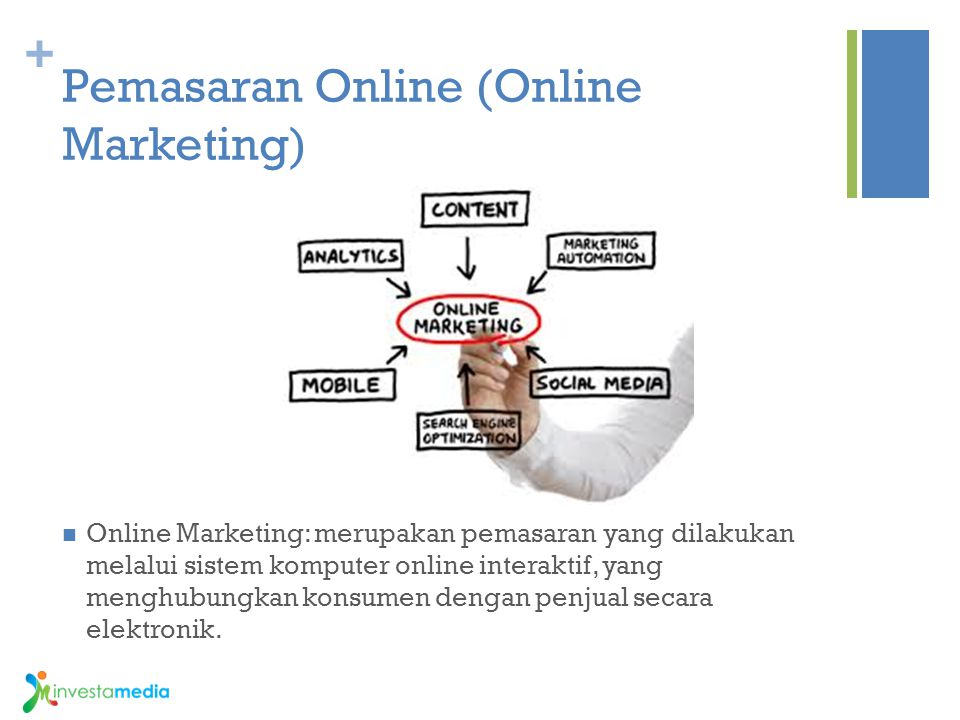 Pemasaran Online (Online Marketing)