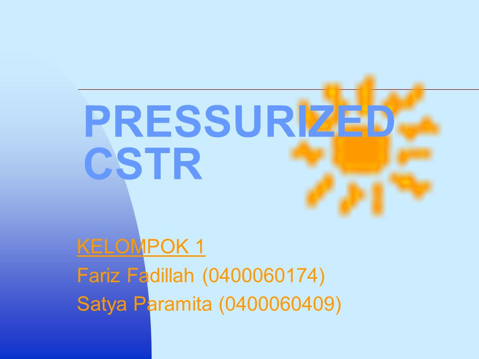 KELOMPOK 1 Fariz Fadillah (0400060174) Satya Paramita (0400060409)