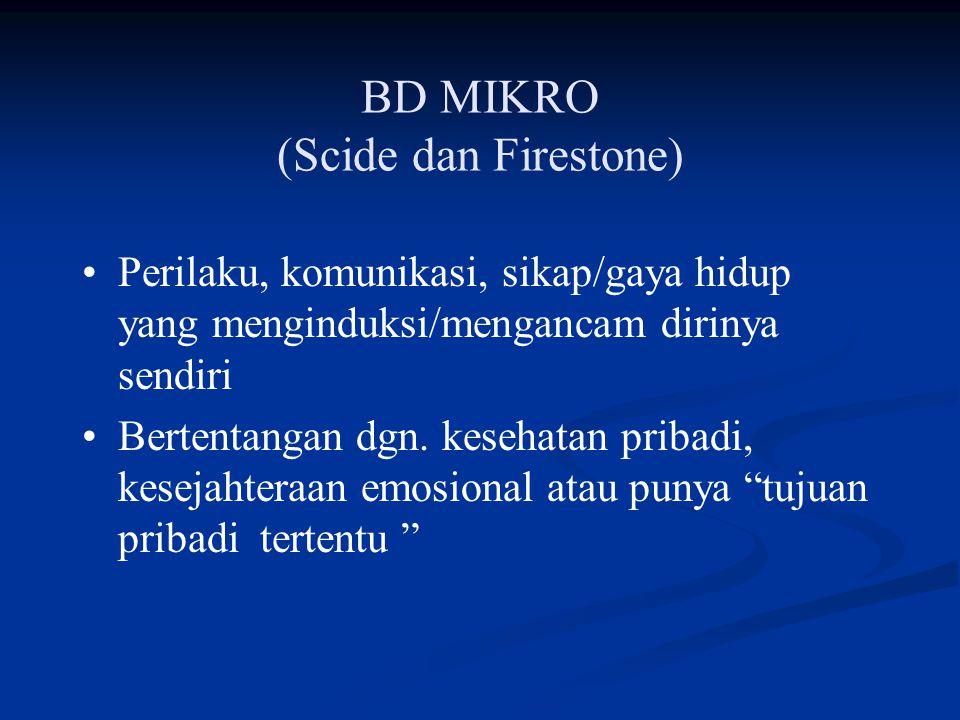 BD MIKRO (Scide dan Firestone)