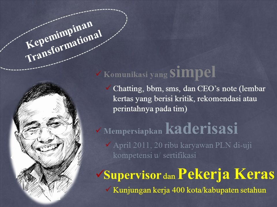 Kepemimpinan Transformational