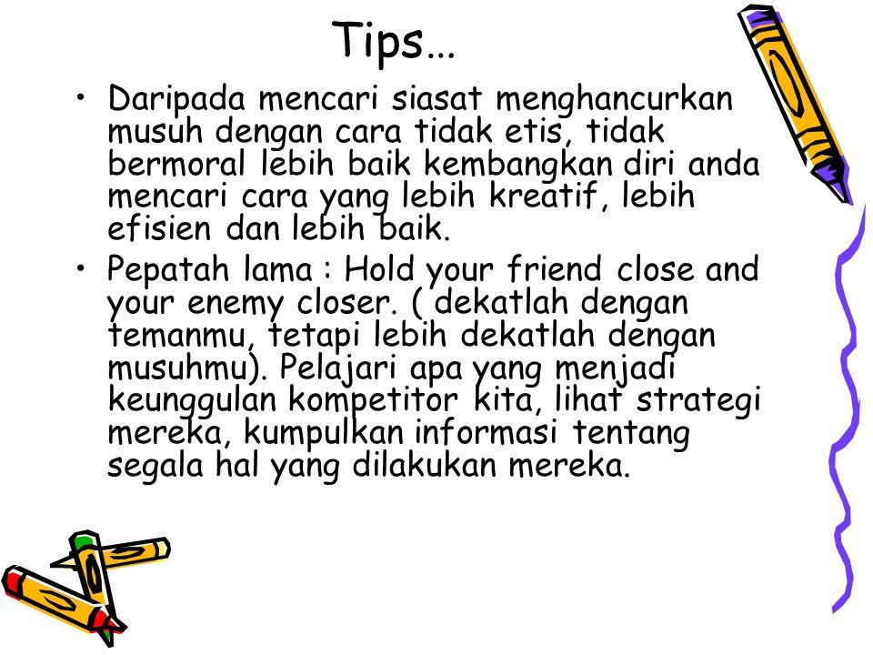 Tips…