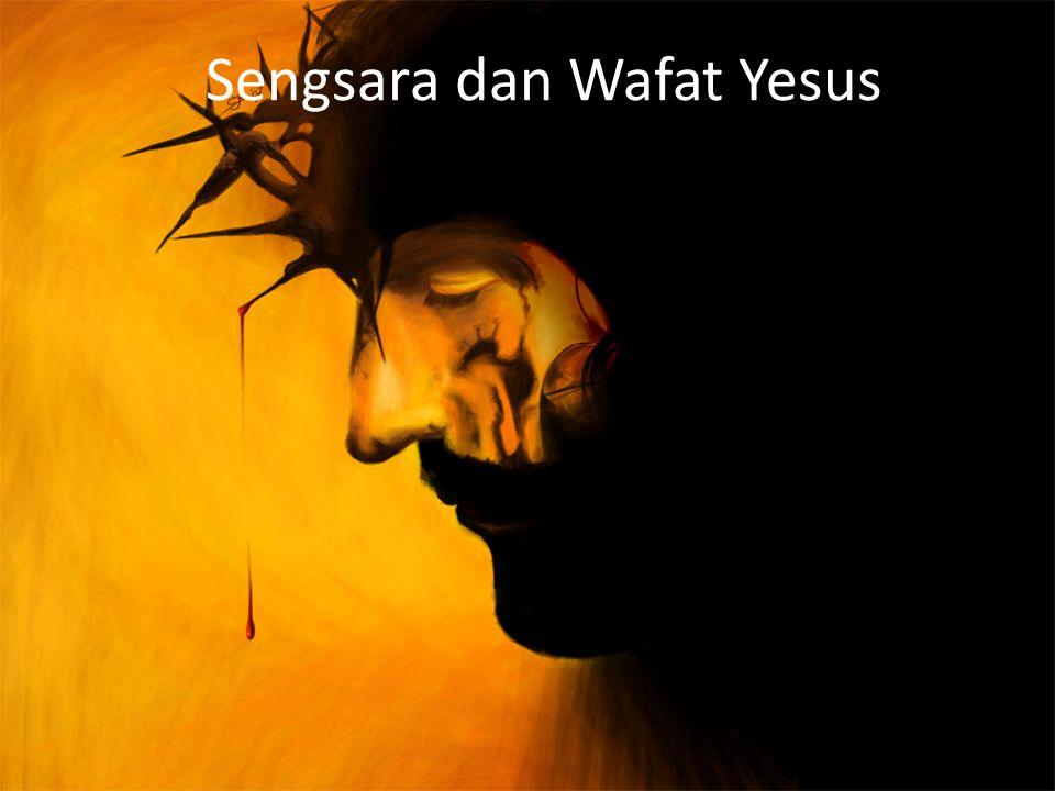 Sengsara dan Wafat Yesus