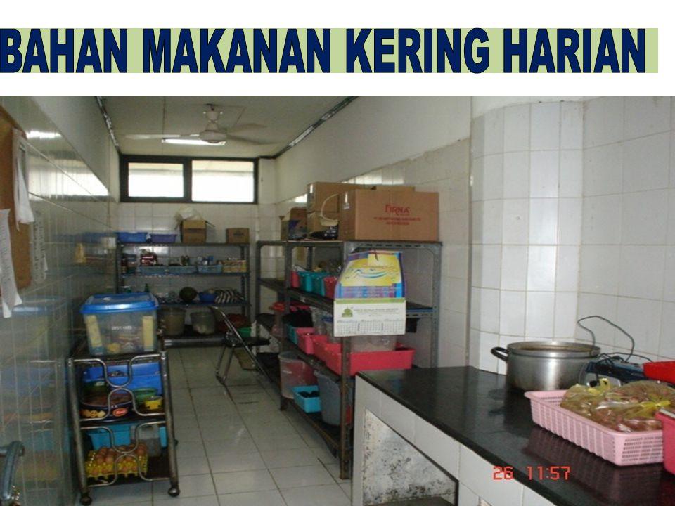 BAHAN MAKANAN KERING HARIAN