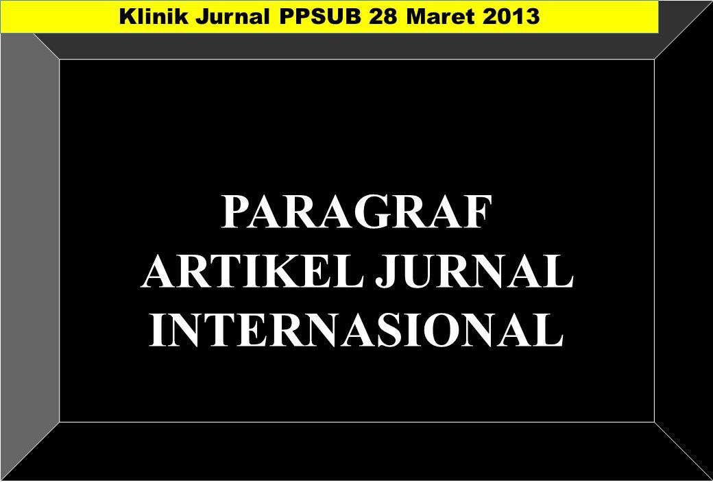 ARTIKEL JURNAL INTERNASIONAL
